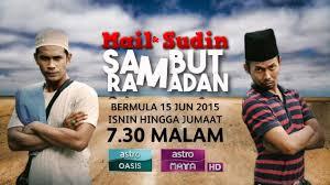 Mail Dan Sudin Sambut Ramadan