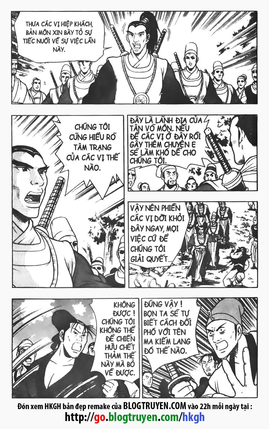 Hiệp Khách Giang Hồ chap 79 page 6 - IZTruyenTranh.com
