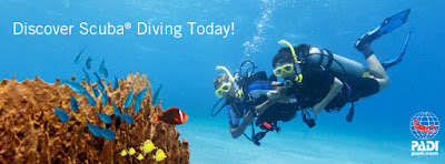 Start Diving - PADI Discover Scuba Divigng
