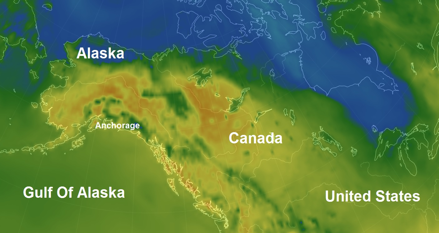 100 year old records tumble: All three of Alaska's major cities set record temperatures over the...