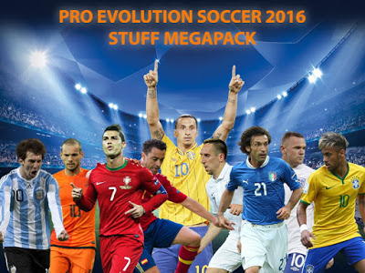 PES 2016 STUFF MEGAPACK 1.5 AIO BY RJSSR