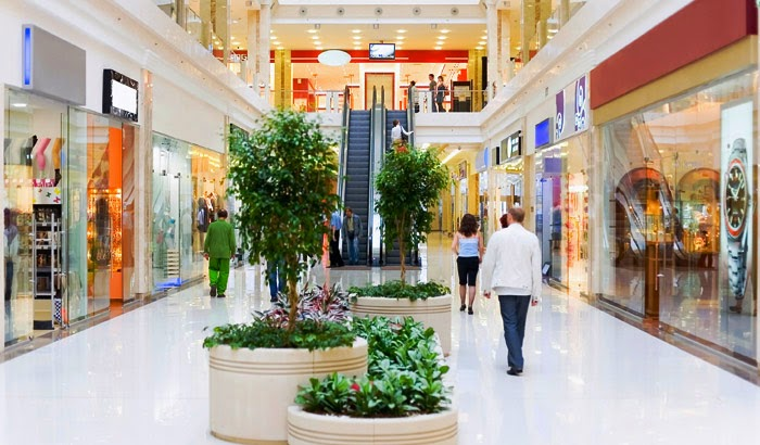 مجمعات التسوق فى ماليزيا
