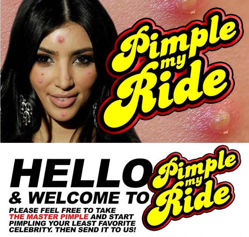 Pimple My Ride