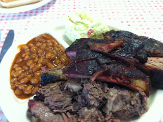David's Barbecue Barbeque BBQ Bar-B-Q Bar-B-Que Pantego Arlington Dallas DFW Brisket Ribs Beans Potato Salad