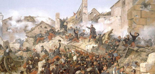 حرب الإبادة الجماعية الفرنسية ضد الشعب الجزائري إبان الليل الاستعماري الطويل