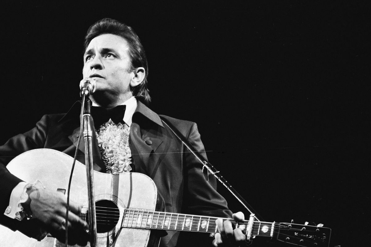 RW/FF: Track Of The Day: Johnny Cash - 'I Drove Her Out Of My Mind'