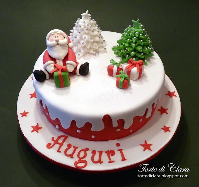 Torte di Clara: Christmas cake (2)
