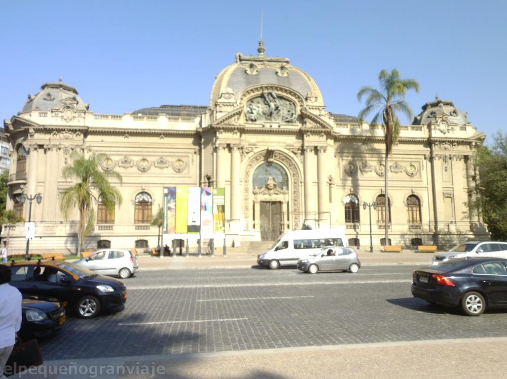Santiago de Chile, Chile, museo, artes