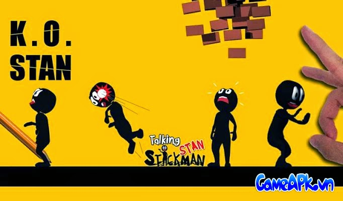 Talking Stan Stickman Deluxe v1.5 APK Full cho Android