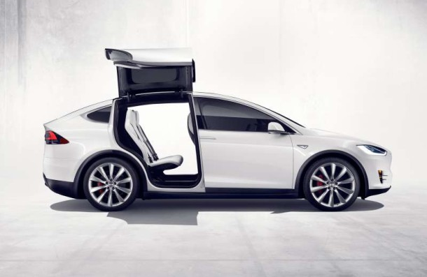 2016 Tesla Model X Specs and Price