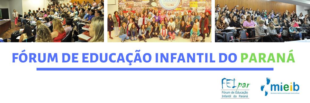 Fórum de Educação Infantil do Paraná