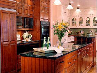 Using Chalk Paint for Oak Kitchen Cabinets (test door