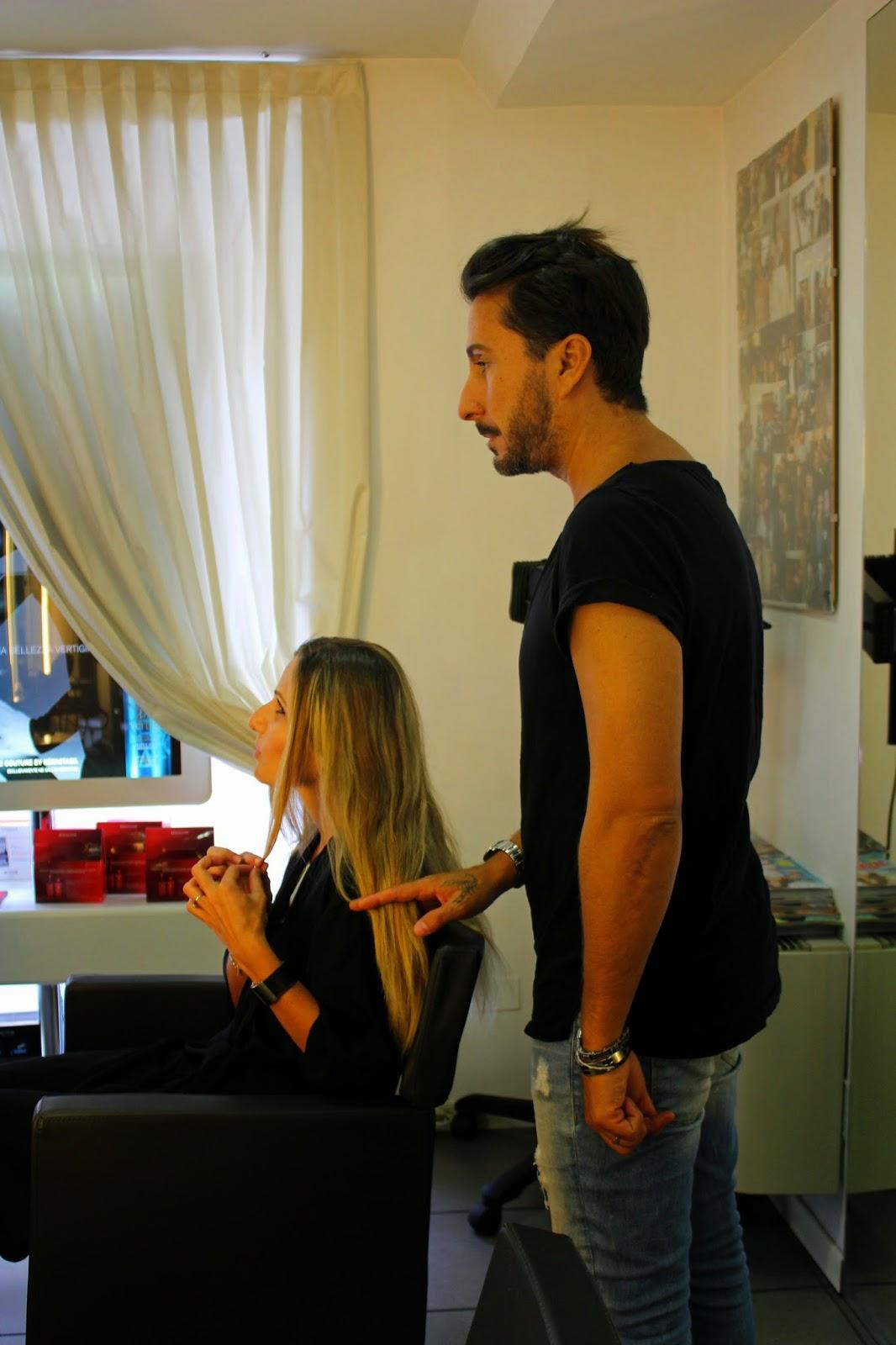 Eniwhere Fashion - Maurizio Serretti Brescia - Hairstyle