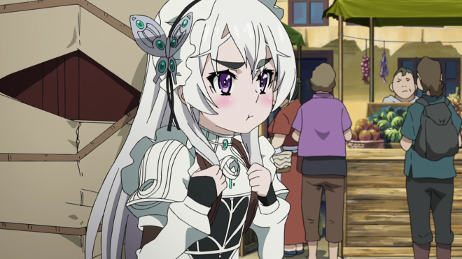 Chaika Trabant – Chaika the Coffin Princess