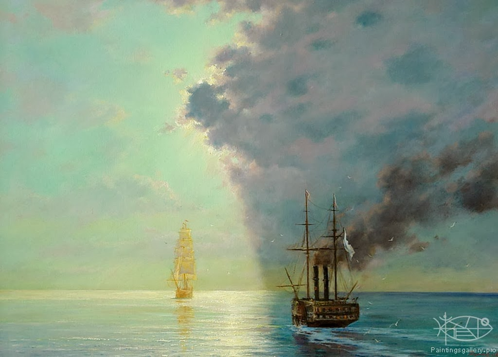 pinturas-marinas-al-oleo