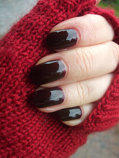 OPI All A-Bordeaux The Sled