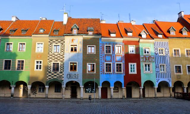 Poznan é uma cidade polonesa relativamente pequena