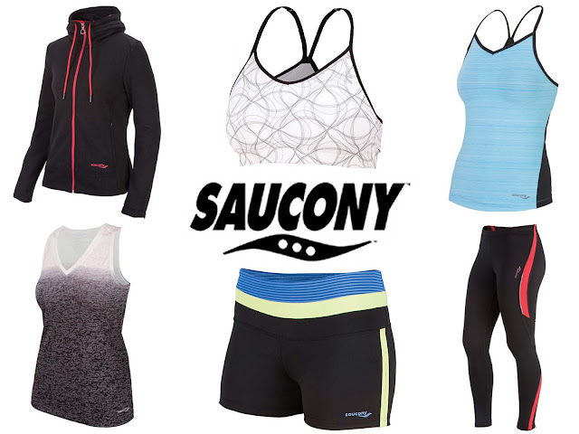Style Athletics Saucony Workout Clothes