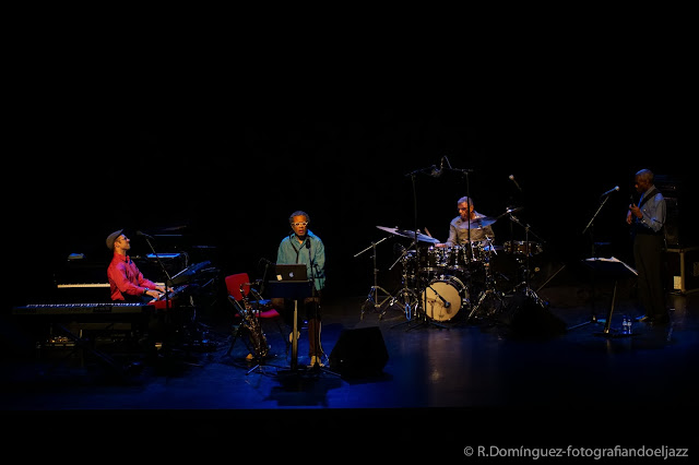 Jack DeJohnette Group & Don Byron