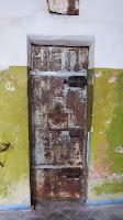 Porte de cellule - Prison de Patarei