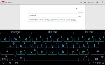 SwiftKey 3 Tablet .Apk 3.0.4.343 Android [Full] [Gratis]
