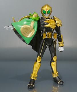 Bandai SH Figuarts Kamen Rider Wizard - Kamen Rider Wizard Beast - Mantle Set