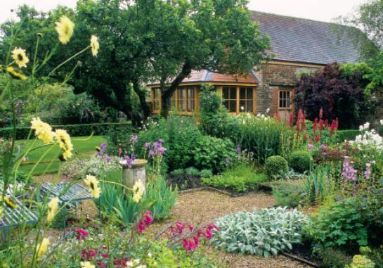 Cottage Garden Country Garden