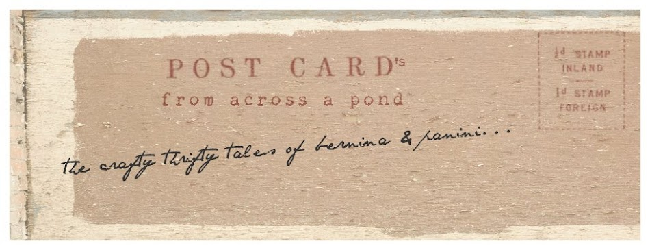 POSTCARDS ACROSS A POND