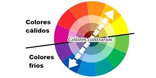 combinacion de colores en maquillaje