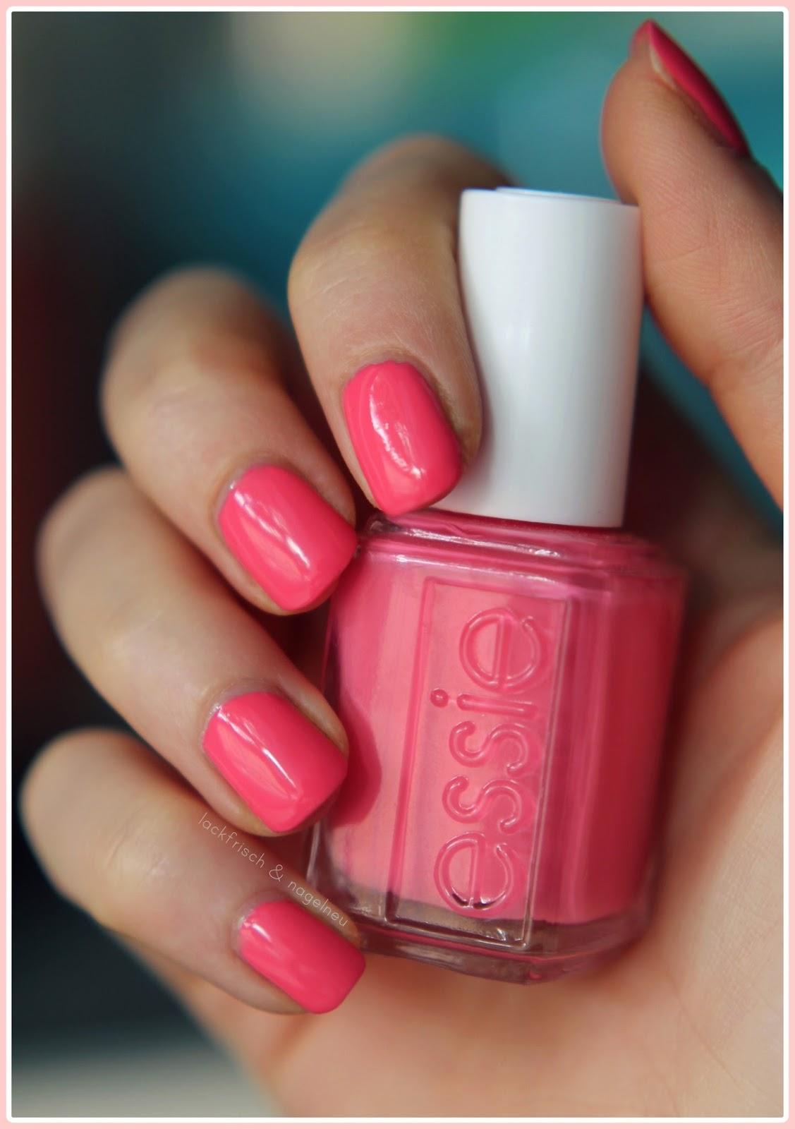 lackfrisch & nagelneu: [Lacke in Farbe und bunt] Essie - In the Cab ...