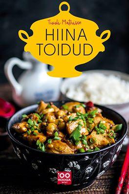Uus raamat Hiina köögi parimatest toitudest