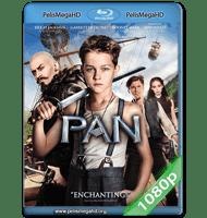 PETER PAN (2015) FULL 1080P HD MKV ESPAÑOL LATINO