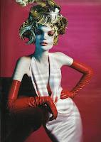 La modelo del día: Daphne Groeneveld