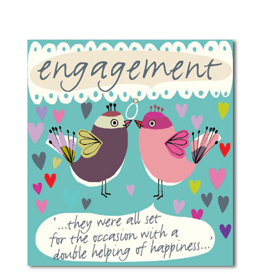 engagement birthday age cards liz and pip ltd