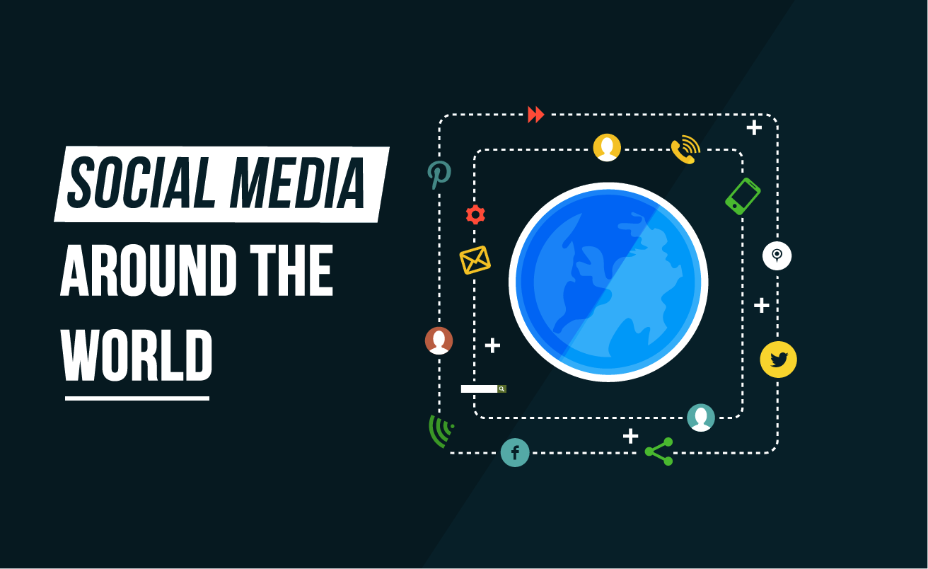 Social Sharing And Content Engagement Report: The World of Social Media 2014: Statistics, Facts and Figures [INFOGRAPHIC]