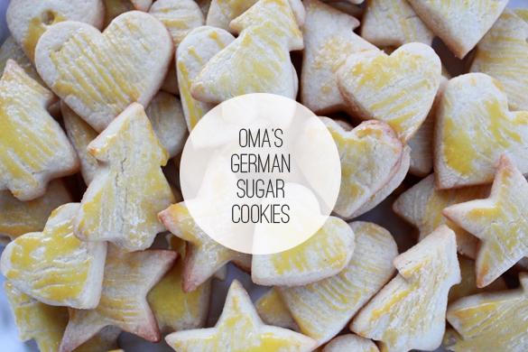 recipe omas german sugar cookies todays christmas