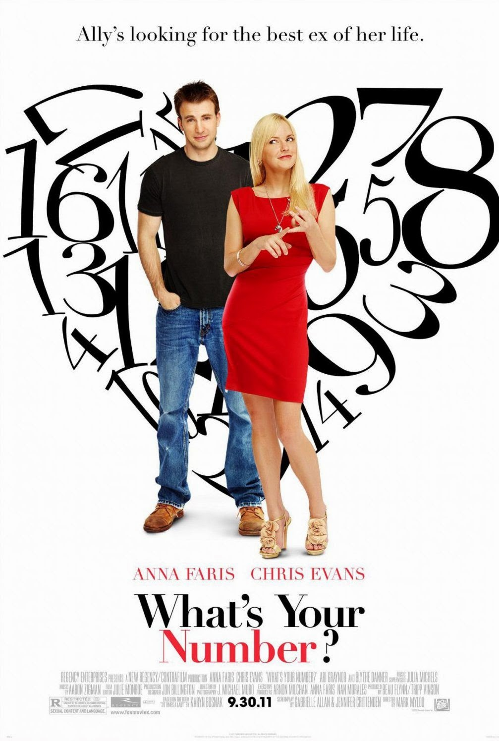What's Your Number? (2011) tainies online oipeirates