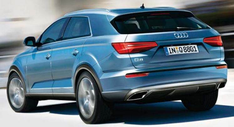 Audi Q8 Release Date Auto Sporty