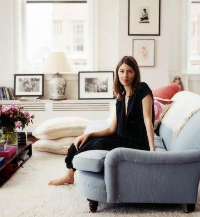 Sofia Coppola's NYC apartment