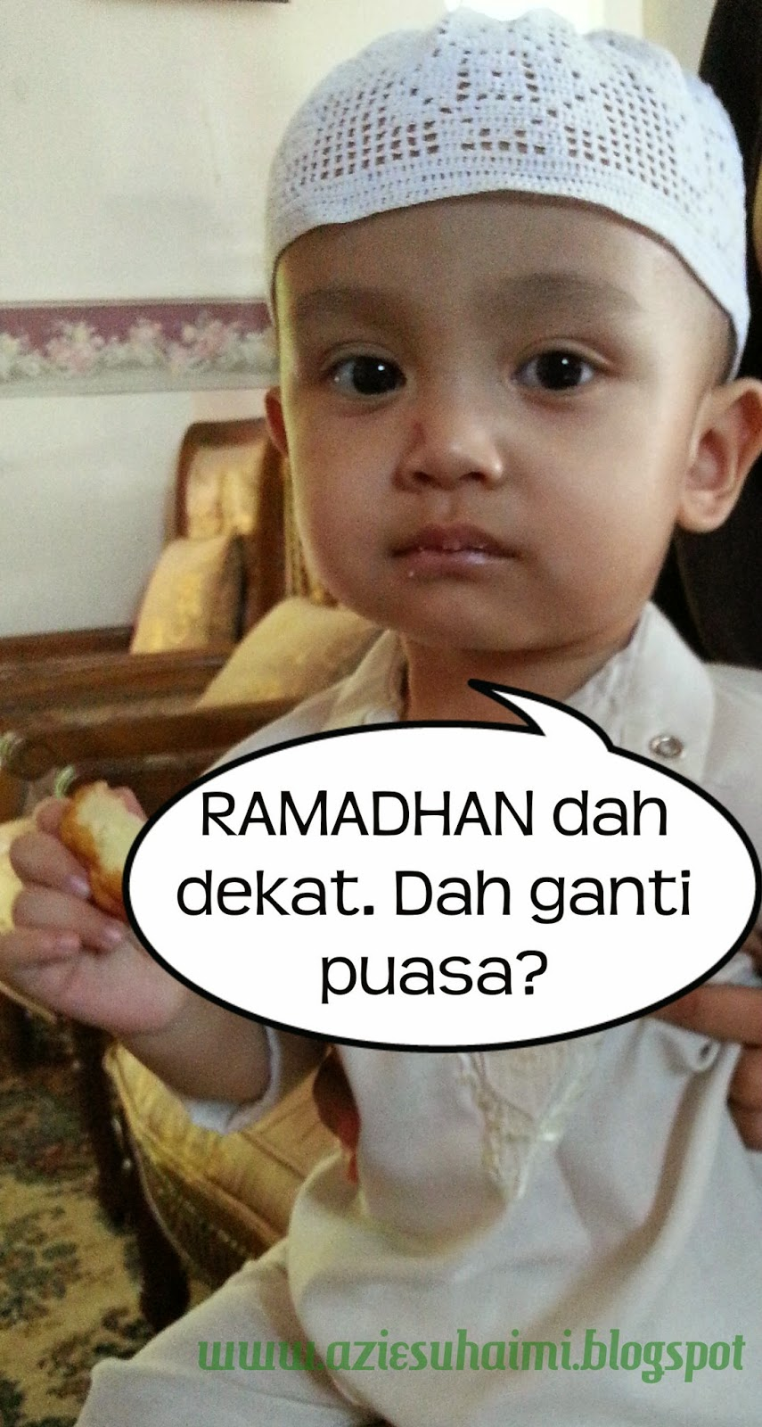 jadual makan Shaklee di bulan Ramadhan