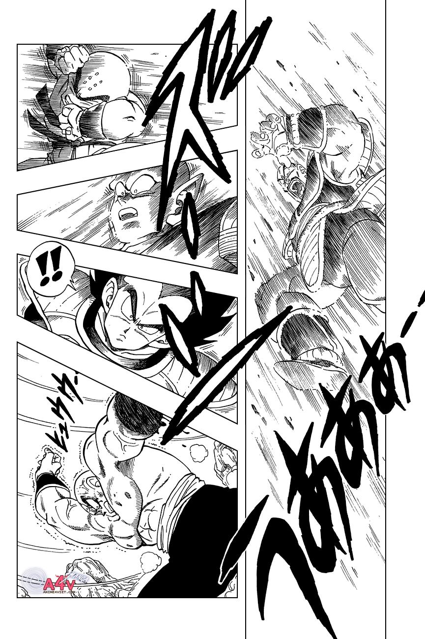 xem truyen moi - Dragon Ball - 7 Viên Ngọc Rồng - Chapter 218