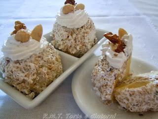 Tufakije, dessert di mele ripiene