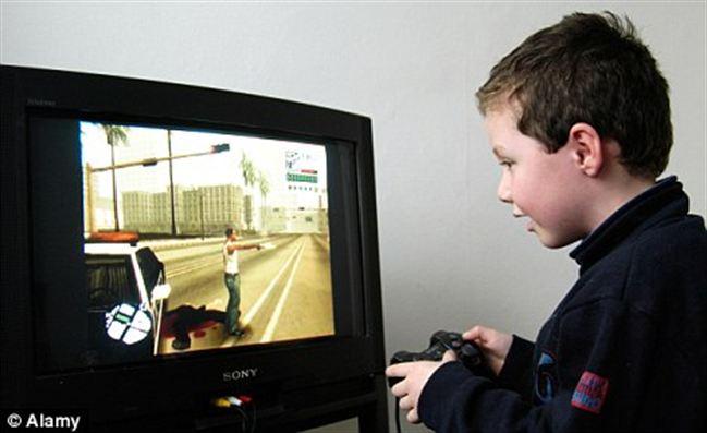 Permainan video ganas boleh mengubah otak hanya dalam satu minggu dan
