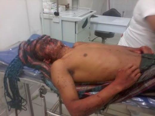 Assassinato brutal em Manuel Urbano