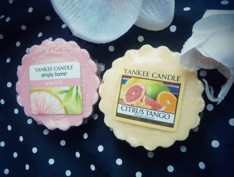 Wieczory z Yankee Candle: owocowo!