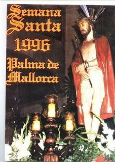 Cartel Semana Santa 1996