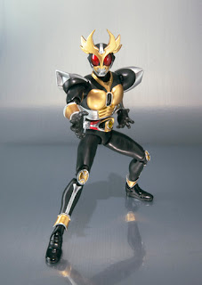 Bandai SH Figuarts Kamen Rider Agito Ground Form figure
