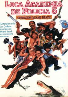 Ver Película Loca academia de policía 5: Operación Miami Beach Online Gratis (1988)