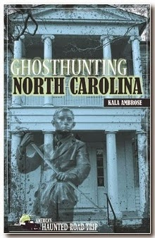 Book Featuring Area Ghost Tales