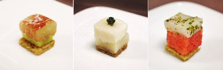 Eiji nakamura canape for What does canape mean in french